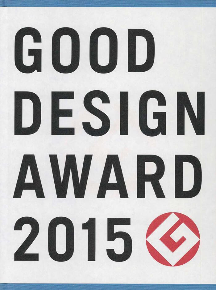 good design award 2015. Black Bedroom Furniture Sets. Home Design Ideas